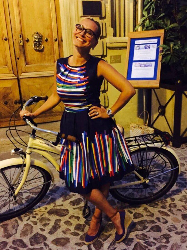 andreea bicicleta
