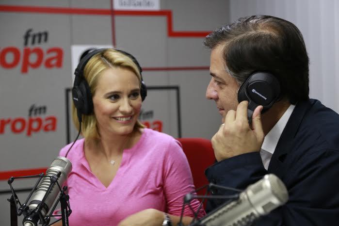 Andreea Esca Alexandre Eram Europa FM