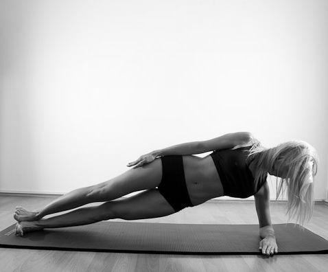 pilates exercitii saltea 2