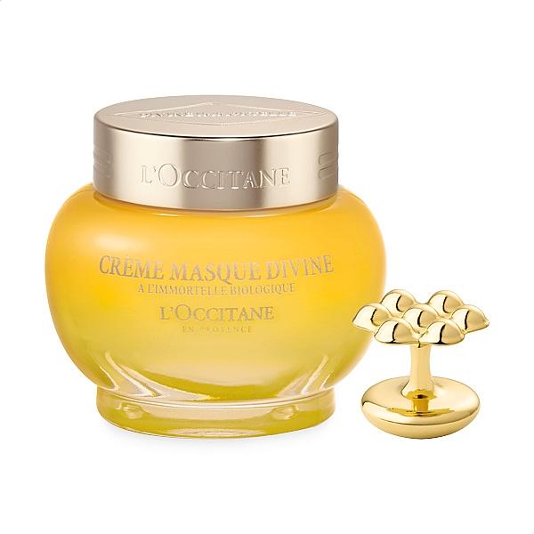 L'Occitane Divine Cream Masque. $150