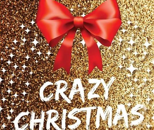 crazy christmas foto event